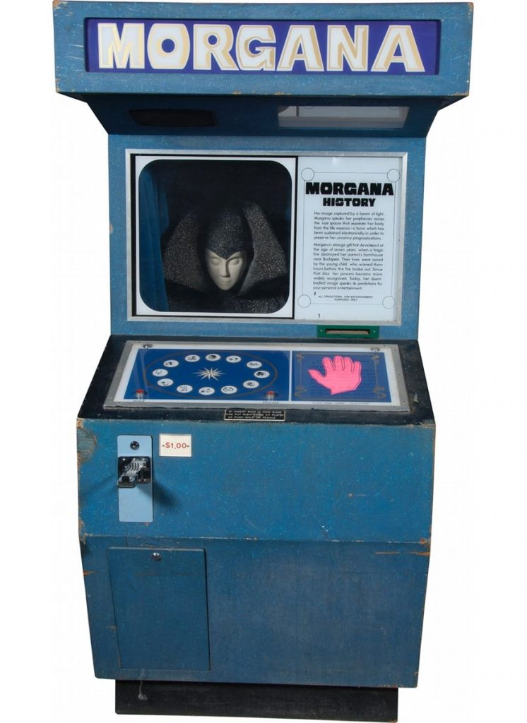 Morgana Fortune Telling Machine